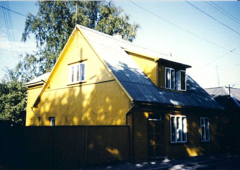 Sepon asunto Pärnussa